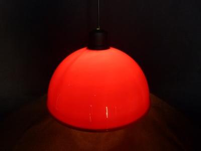 Art- 278 Colg. Policarbonato Rojo